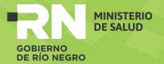 Ministerio de salud de Río Negro